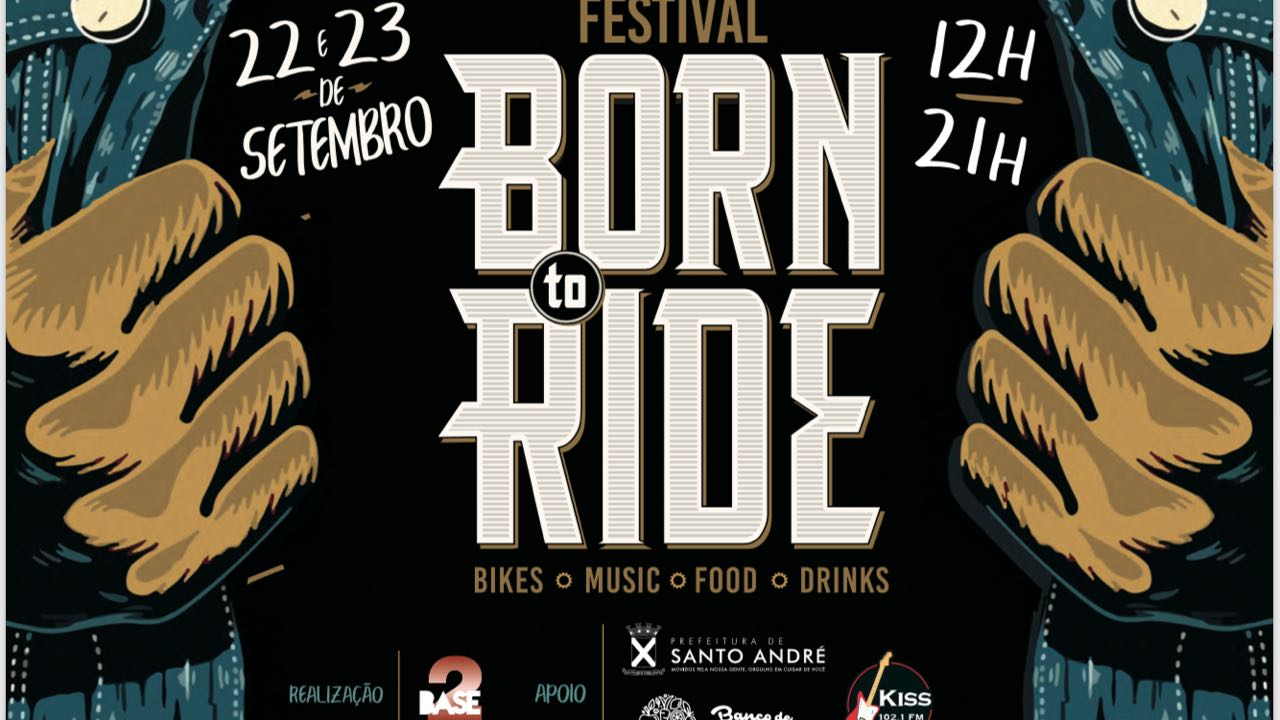 Festival Born to Ride