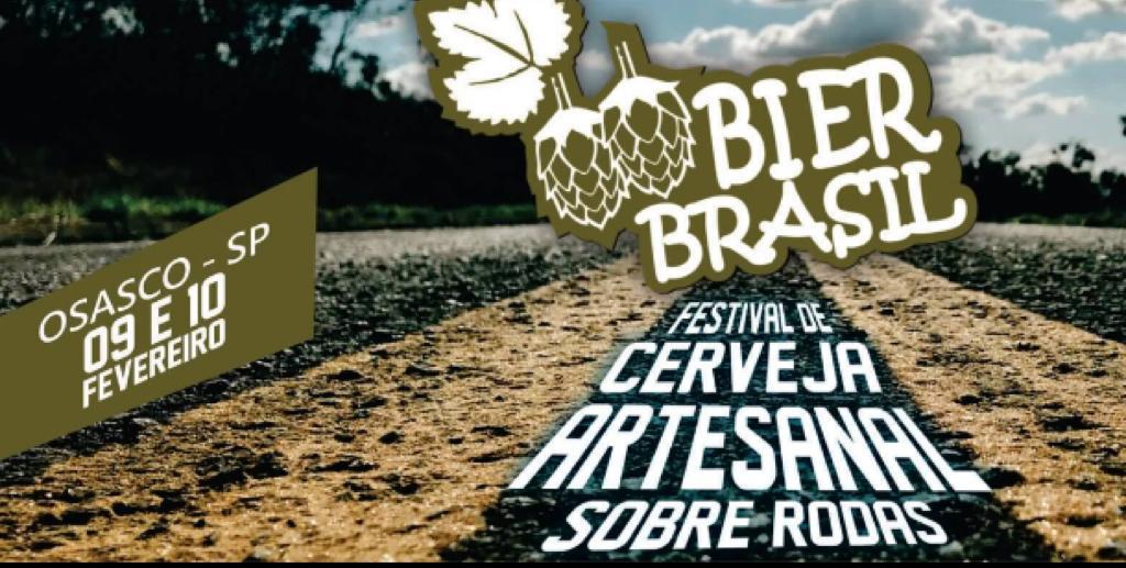 Bier Brasil Festival - Osasco 2019